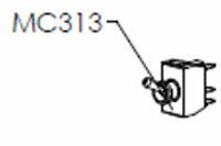 Lelit | Kippschalter MC313 | 3 Arretierungen