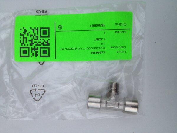 Lelit | T-Stück, 2x Innengewinde | CD024-462
