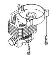 Mahlwerkmotor 4000001   PL43, 44, 42