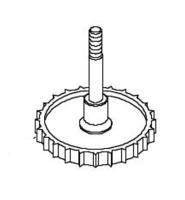 Schwungrad für Mahlwerk, MC221