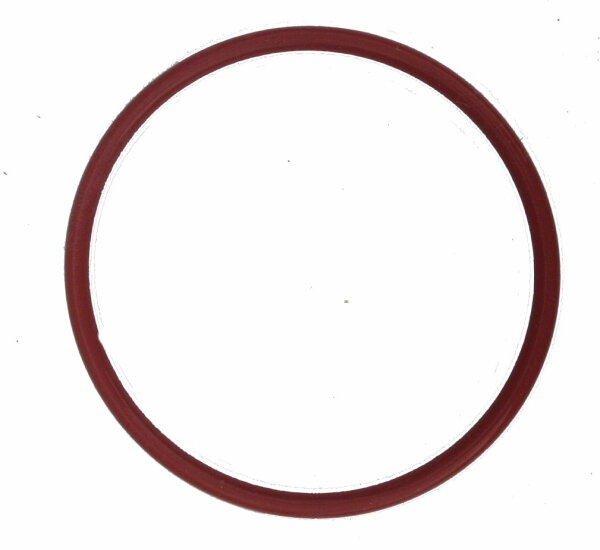 Lelit | Dichtung Duschenplatte rot, MC195 | für 57 mm.-Brühgruppen