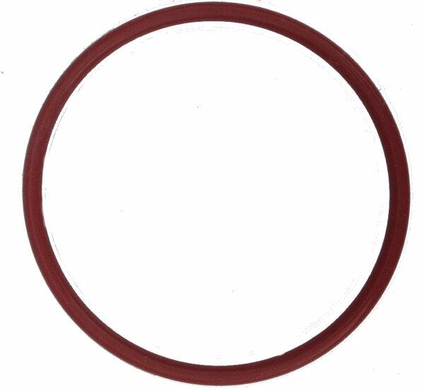 Lelit | Dichtung Duschenplatte rot MC752-8 | für 58 mm.-Brühgruppen